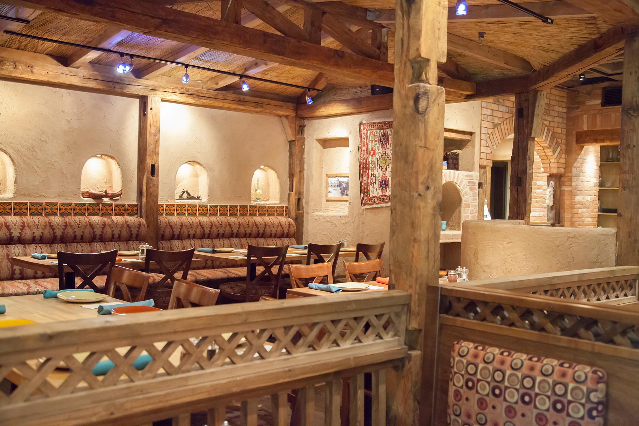 Gilaneh Restaurant Menu